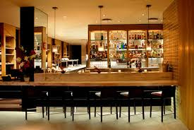 luxury elegant la toque restaurant bar interior design of the