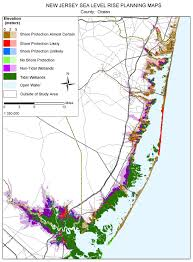 More Sea Level Rise Maps More Sea Level Rise Planning Maps Likelihood Of Shore Protection