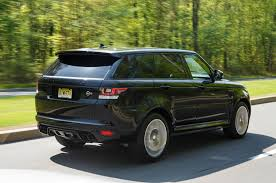 land rover sport 2015 2015 land rover range rover sport svr first drive review motor