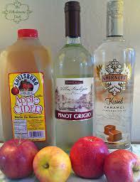 caramel apple sangria recipe caramel apple sangria apple