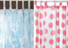 White With Pink Polka Dot Curtains Teen And U0027tween Curtains At Delia S Apartment Therapy