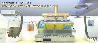 hotte cuisine pro les hottes de cuisine hotte aspirante cuisine sans evacuation la de