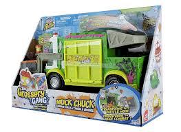 garbage trucks for kids surprise the grossery gang series 3 muck chuck garbage truck playset