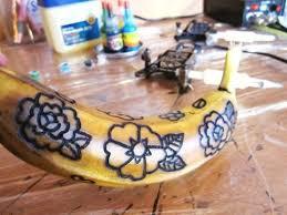 when beginning an apprenticeship tattooists often practice by