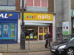 crazy nails on high street nail salons in strood rochester