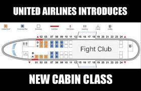 Fight Club Memes - united airlines fight club brand talk with garrett