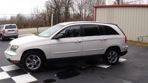 chrysler car white 2004 chrysler pacifica buffyscars com