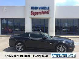 2013 Ford Mustang Gt Black Ford Mustang Gt In Indiana For Sale Used Cars On Buysellsearch