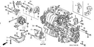 honda crv parts 2004 honda store 2004 crv engine mounting bracket parts