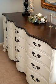 refinish ideas for bedroom furniture miss mustard seed my 30 craig s list dresser revealed at long