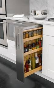 Spice Drawers Kitchen Cabinets by Cabinetry Trends In 2014 Specialty Cabinets Pull Out Spice Rack