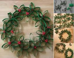 christmas decorations you can make with paper holliday decorations