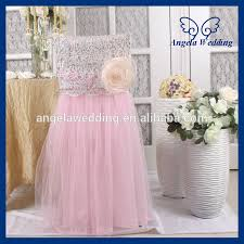 tutu chair covers ch019b new 2015 wedding high back tutu light pink tulle chair