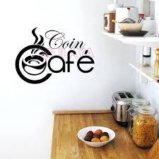 decor mural cuisine sticker mural cuisine fabulous stickers cuisine coffee vinyl
