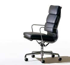 eames soft pad lounge chair for herman miller by charles and ray