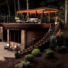 best 25 two story deck ideas on pinterest two story deck ideas