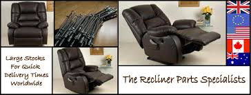 recliner parts specialists furniture repair recliner parts
