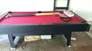 best table tennis conversion top ping pong conversion top for pool table goodna info
