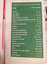 Organizational Ideas by Pricing For Rummage Sale Http Oisfororganize Blogspot Com P