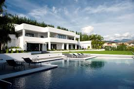 demeures et villas spectacular modern villa in the heart of las