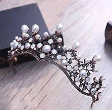 bridal crowns aukmla wedding bridal crowns tiaras baroco style for