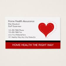 home health care business cards u0026 templates zazzle