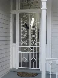glass security doors security doors