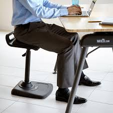 Standing Desk Posture by Our Best Standing Desk Office Chair Varichair Varidesk