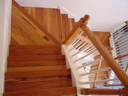 brazilian koa flooring stairs custom stairs brazilian koa hardwood
