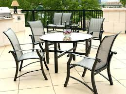 Glass Table Patio Set New Glass Patio Table Set Or Impressive Square Outdoor Table Patio