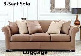 3 piece t cushion sofa slipcover 3 piece t cushion sofa slipcover and white t cushion sofa slipcover