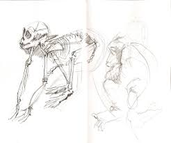 monkey business u2013 sketching monkeys live at the zoo gasp