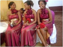Shweshwe Sotho Wedding Dresses And Gowns Fashion 2d