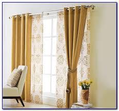 Amazon Door Curtains Sliding Glass Door Curtains Amazon Curtain Home Design Ideas