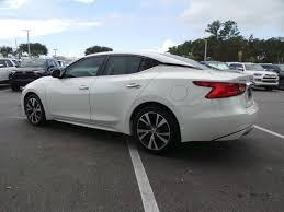 nissan maxima vs toyota camry pre owned 2016 nissan maxima 4dr car in jacksonville 72421a