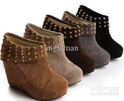 womens size 12 leather boots fashion large size 12 boots fashion womens shoes rivets studs