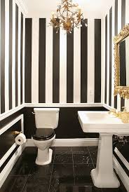 Best  Striped Bathroom Walls Ideas On Pinterest Stripe Walls - Bathroom designs black and white