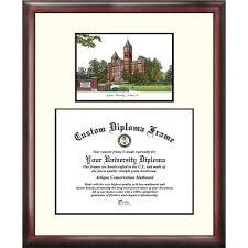 auburn diploma frame cus images ncaa auburn scholar lithograph picture