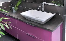meuble de salle de bain avec meuble de cuisine meuble avec rangement décalé atlantic bain