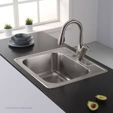 Narrow Kitchen Sink Kitchen Sink Unit Large Stainless Steel Undermount Composite Sinks