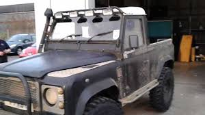 jeep van truck 90 van to truck cab conversion youtube