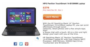 hp black friday deals black friday 2013 laptop deals for 248 at bestbuy 99 32 inch tv