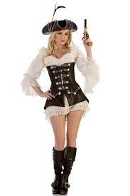 Rogue Pirate Dress Costume Pirate Costumes Womens Pirate