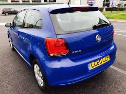 vw polo 2010 60 1 2ltr petrol only 27k mileage manual 1 year mot