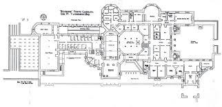 31 floor plan biltmore mansion old long island the castle goulds