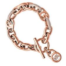 crystal link bracelet images Witusa michael kors bracelet michael kors link bracelet with pave jpg