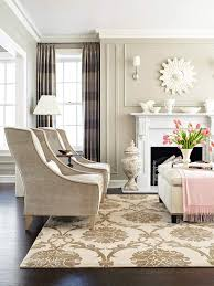 Stylish Interior Wall Ideas Living Rooms Room And Pink Throws - Adding color to neutral living room