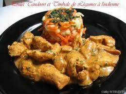 cuisine indon駸ienne cuisine indienne recette du poulet tandoori recette ptitchef