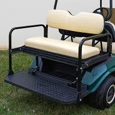 rhox rhino rear seat kit rhino club car ds rear seat kit