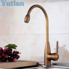 wholesale kitchen faucet 2017 wholesale kitchen faucet antique brass swivel bathroom basin